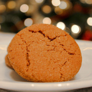 Browned Butter Gingersnaps from www.thesaltedcookie.com