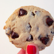 Soft Batch Cream Cheese Chocolate Chip Cookies from The Salted Cookie