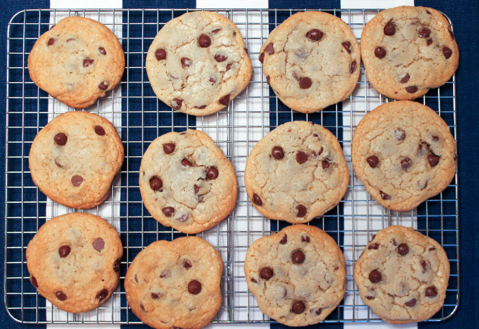 Milk Bar Salted Chocolate Chip Cookies – The Salted Cookie