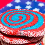 Firework Pinwheel Cookies-5