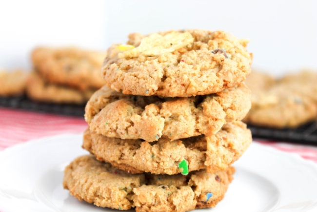 kitchen sink cookies – the salted cookie