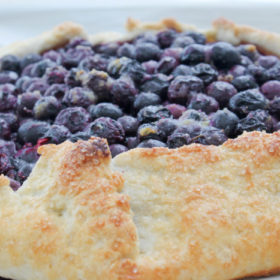 Bluebery Galette-2
