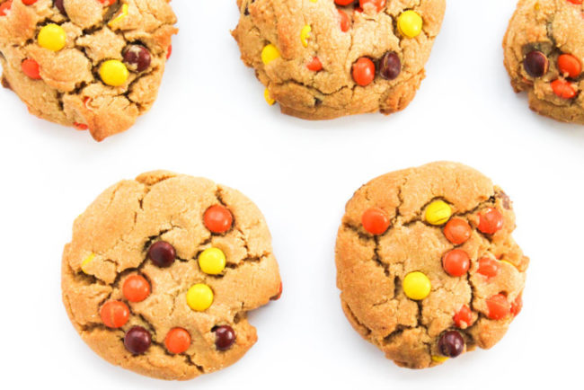 this cookie is what peanut butter lovers dreams are made of thats right this cookie is proof that dreams do come true